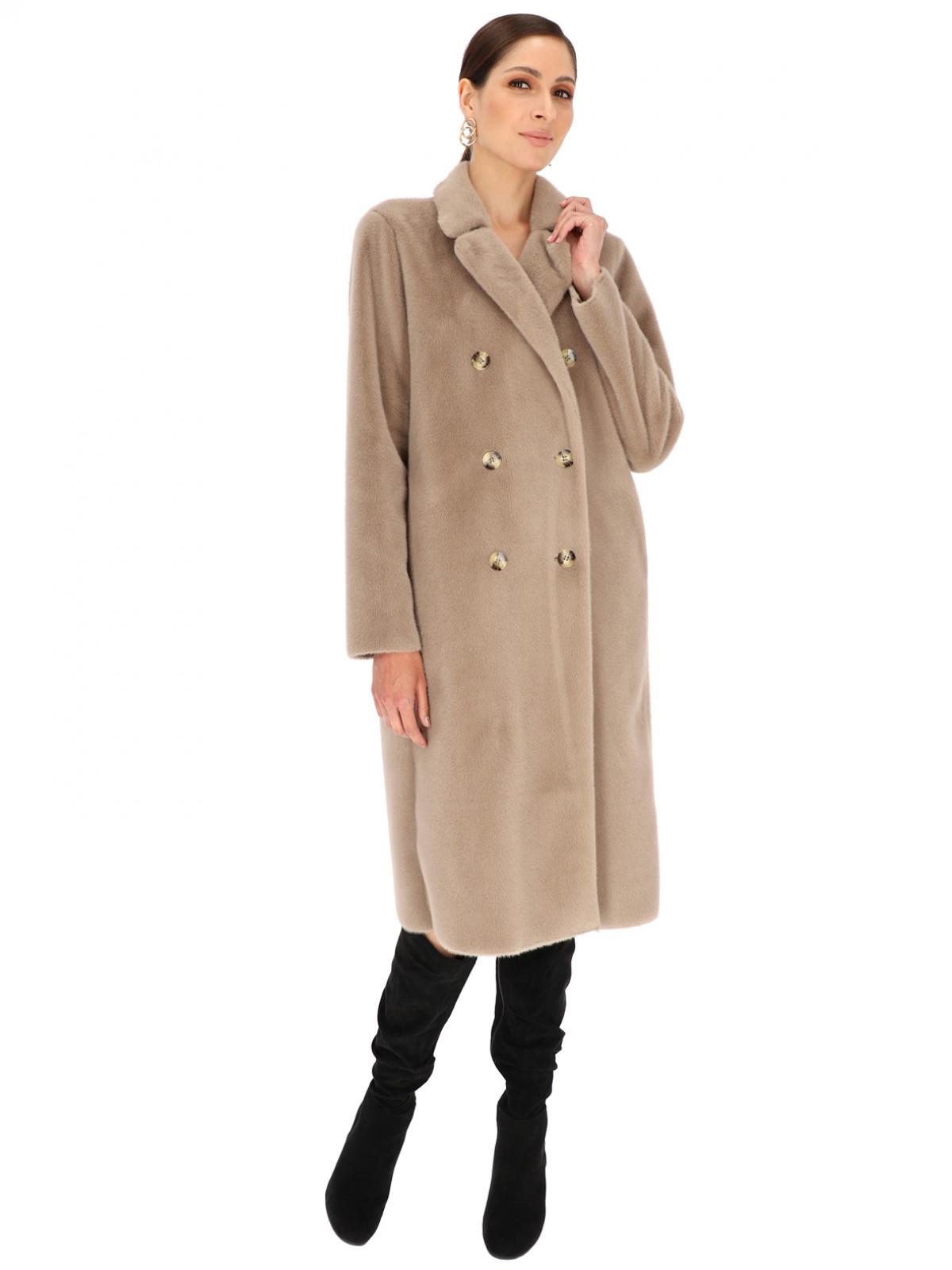 Futrzany płaszcz Rino & Pelle Dakin