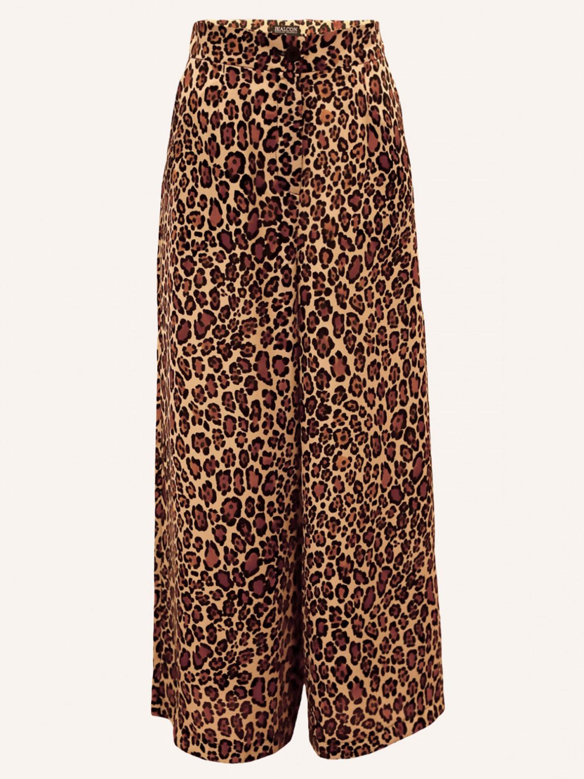 Spodnie wpanterkę