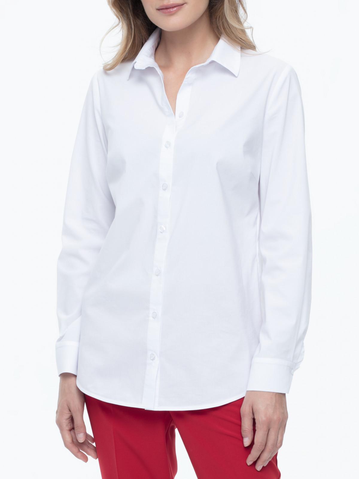 Biała klasyczna koszula Potis & Verso Barbara