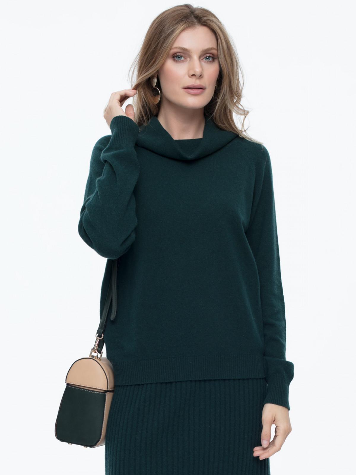 Sweter z wełną i kaszmirem Potis & Verso Hela